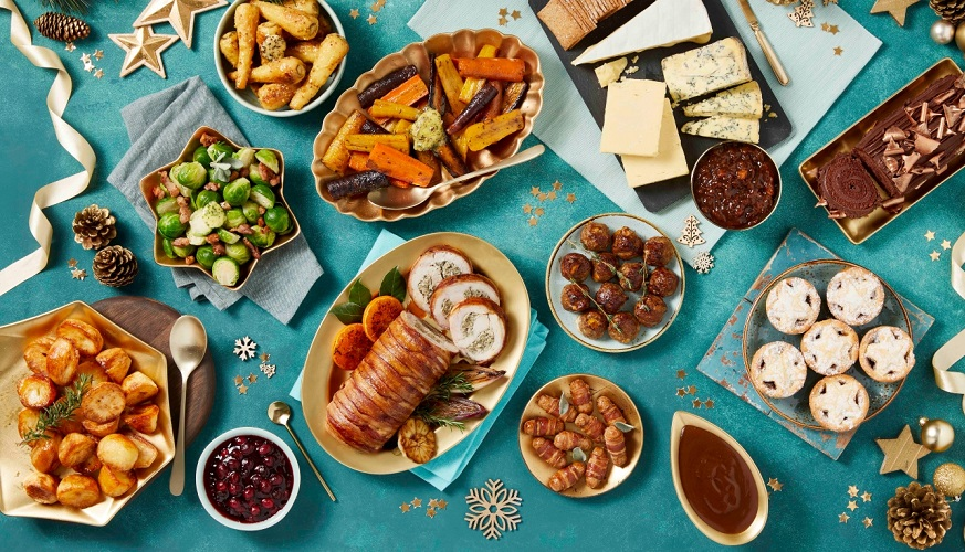 Avoid the Christmas Party Buffet Blow Out!